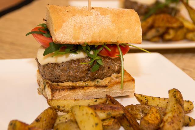 Italian beef burger - 003